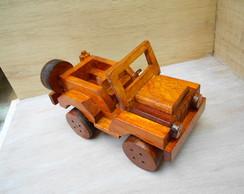 Jeep De Madeira Original