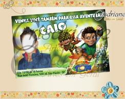 Convite Tree fu Ton