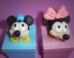 Lembrancinha Mickey Minnie