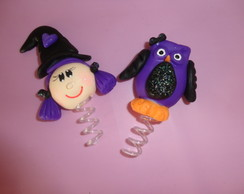 Ponteira de l�pis Halloween