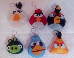 Chaveiro Angry Birds