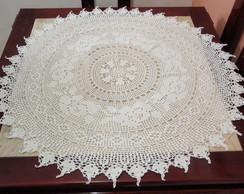 Toalha De Mesa Croch�