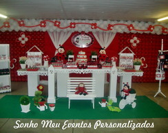 Festa Proven�al - tema Joaninha