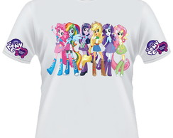 Camiseta Equestria Girls
