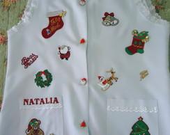 Avental de Natal