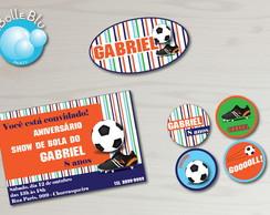 Futebol Show de Bola Festa Kit Digital