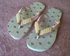 Chinelo Decorado Princess