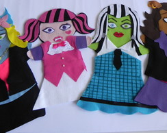 Fantoches Monster High