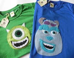 Camisas Monstros SA