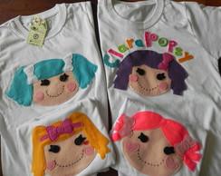 Camisas Lalaloopsy