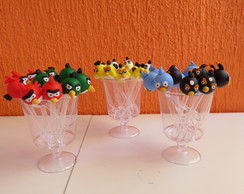 Colher para doce - Angry Birds