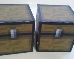 Cubo Minecraft - Ba�