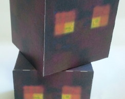 Cubo Minecraft- Nether Slime