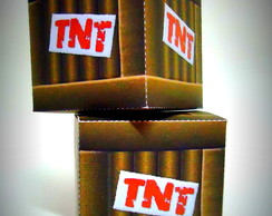 Cubo TNT Andry Birds