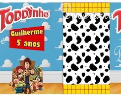 R�tulo Toddynho 22x8 cm Toy Story