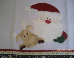 Pano De Prato (Papai Noel)