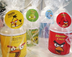 Squeeze Angry birds