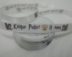 Fita Personalizada Harry Potter