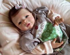 Beb� reborn Karol 2013. ADOTADA!!!
