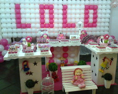 DECORA��O CLEAN BONECAS