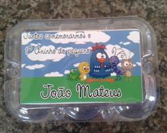 10 Marmitinhas Personalizadas acetato