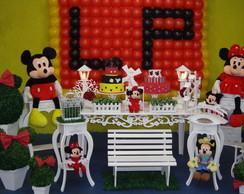 Aluguel Mesa Proven�al Mickey e Minnie