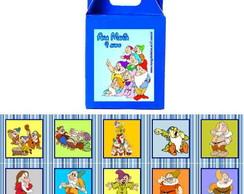 Sete An�es Caixa Jogo Mem�ria