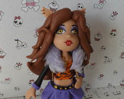Clawdeen Wolf - MONSTER HIGH