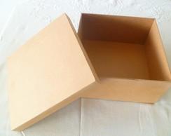 caixa em mdf cr� 20x20x8