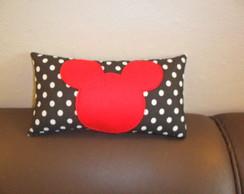 Almofada Mickey *promo��o* 28x16cm
