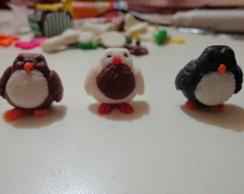 Coruja de biscuit