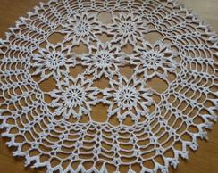 Centrinho de mesa em croch�