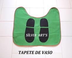 TAPETE DE VASO SANIT�RIO