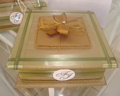 caixa para madrinhas de casamento