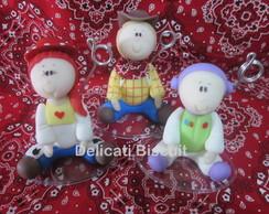 Turminha Toy Story porta-recados