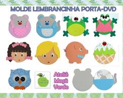 MOLDES LEMBRANCINHA CAPA DE DVD