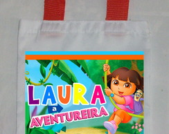 Eco Bag dora aventureira