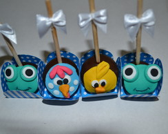 Cakepop, Galinha Pintadinha - cake pop