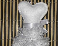 Chaveiro Vestido De Noiva - 03