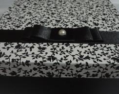 Caixa Decorada Quadrada 15 x 15 cm