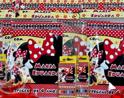 Revista kit de colorir Minnie
