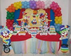 Mesa tem�tica Circo (MDF)