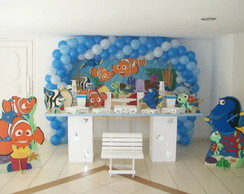 Mesa Tem�tica Nemo (MDF)