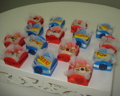 Bombons Decorados Tom e Jerry