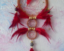 Filtro de Sonhos ou Dream Catchers