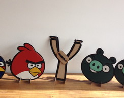 Kit Angry Birds (5 pe�as)