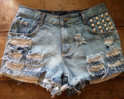 Hot Pants, shorts jeans destroyed