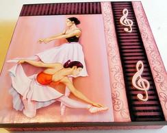 Caixa Bailarinas