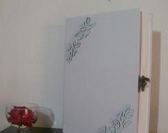 Porta J�ias - Livro Grande