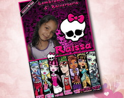 Im� de Geladeira - Monster High